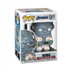 Avengers: Endgame POP! Movies Vinyl figurine Gamer Korg 9 cm