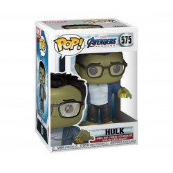 Avengers: Endgame POP! Movies Vinyl figurine Hulk w/ Taco 9 cm
