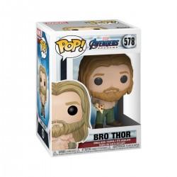 Avengers: Endgame POP! Movies Vinyl figurine Thor w/Pizza 9 cm