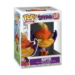 Spyro the Dragon Figurine POP! Games Vinyl Ripto 9 cm