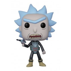 Rick et Morty Figurine POP! Animation Vinyl Prison Escape Rick 9 cm