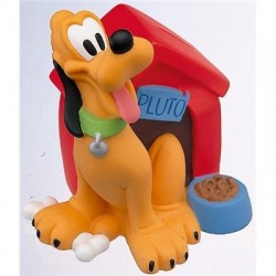 Bullyalnd Tirelire Disney Pluto & sa cabane