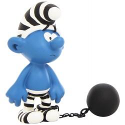 Les Schtroumpfs Figurine  Le Prisonier 10 cm