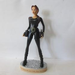 Statuette Tomb Raider Sur Les Traces De Lara Croft 14 cm
