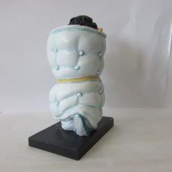 Statuette Gaston Lagaffe Dispositif Anti-Verglas