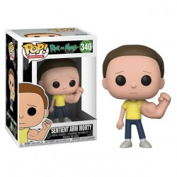 Rick et Morty Figurine POP! Animation Vinyl Setient Arm Morty