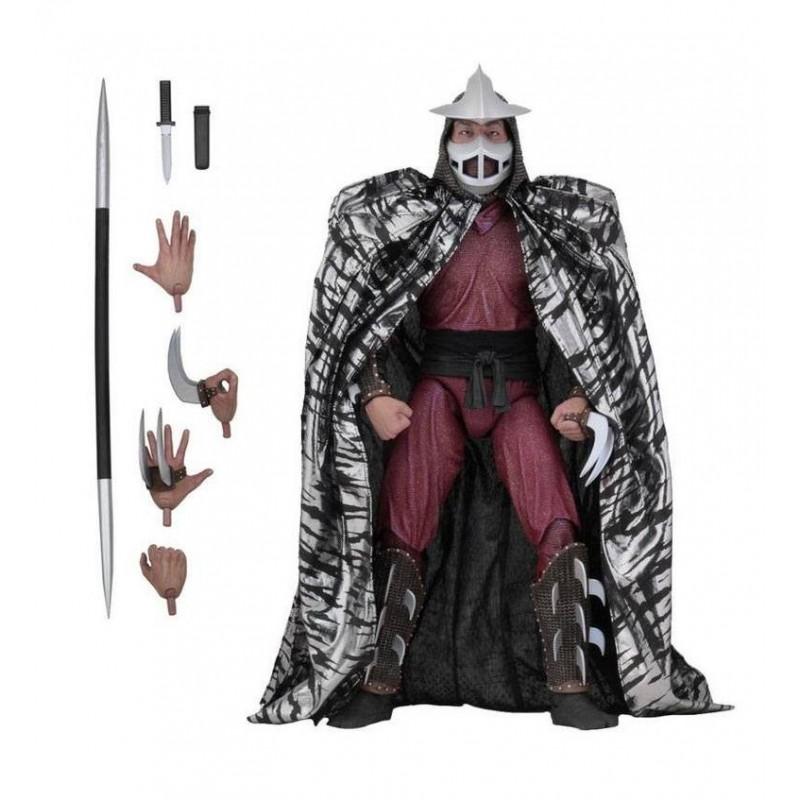 Les Tortues ninja figurine Shredder 18 cm