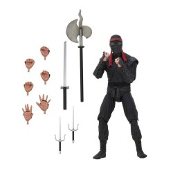 Les Tortues ninja figurine Foot Soldier (Bladed) 18 cm