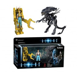 Alien assortiment ReAction pack 3 figurines 10 cm