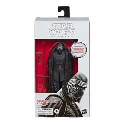 Figurines Star Wars Black Series 1ST Edition Supreme Leader Kylo Ren  Hasbro Toute la gamme Black Series