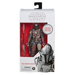 Figurines Star Wars Black Series 1ST Edition The Mandalorian Hasbro Toute la gamme Black Series