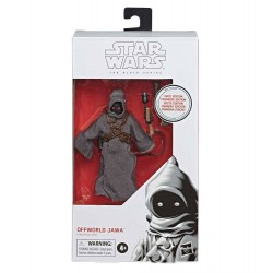 Figurines Star Wars Black Series 1ST Edition Offworld Jawa Hasbro Toute la gamme Black Series