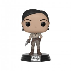 Star Wars Episode IX Figurine POP! Movies Vinyl Rose 9 cm Funko Funko Pop Star Wars