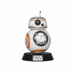 Star Wars Episode IX Figurine POP! Movies Vinyl BB-8 9 cm Funko Funko Pop Star Wars