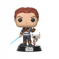 Star Wars Jedi Fallen Order Figurine POP! Games Vinyl Jedi 9 cm Funko Funko Pop Star Wars