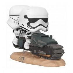 Star Wars Episode IX POP! Movie Moment Vinyl figurine First Order Tread Speeder 9 cm Funko Funko Pop Star Wars