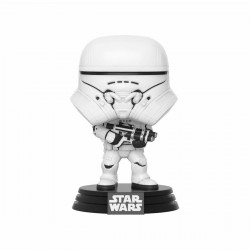 Star Wars Episode IX Figurine POP! Movies Vinyl First Order Jet Trooper 9 cm Funko Funko Pop Star Wars