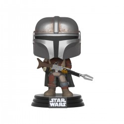 Star Wars The Mandalorian Figurine POP! TV Vinyl The Mandalorian 9 cm Funko Funko Pop Star Wars