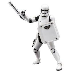 Star Wars Episode VII statuette PVC ARTFX+ 1/10 First Order Stormtooper FN-2199 19 cm