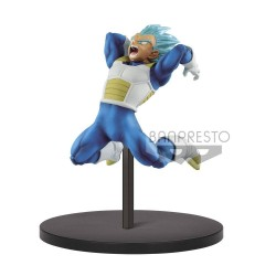 Dragon Ball Super statuette PVC Chosenshiretsuden SSGSS Vegeta 12 cm