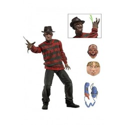 Nightmare on Elm Street figurine 30th Anniversary Ultimate Freddy Krueger 18 cm