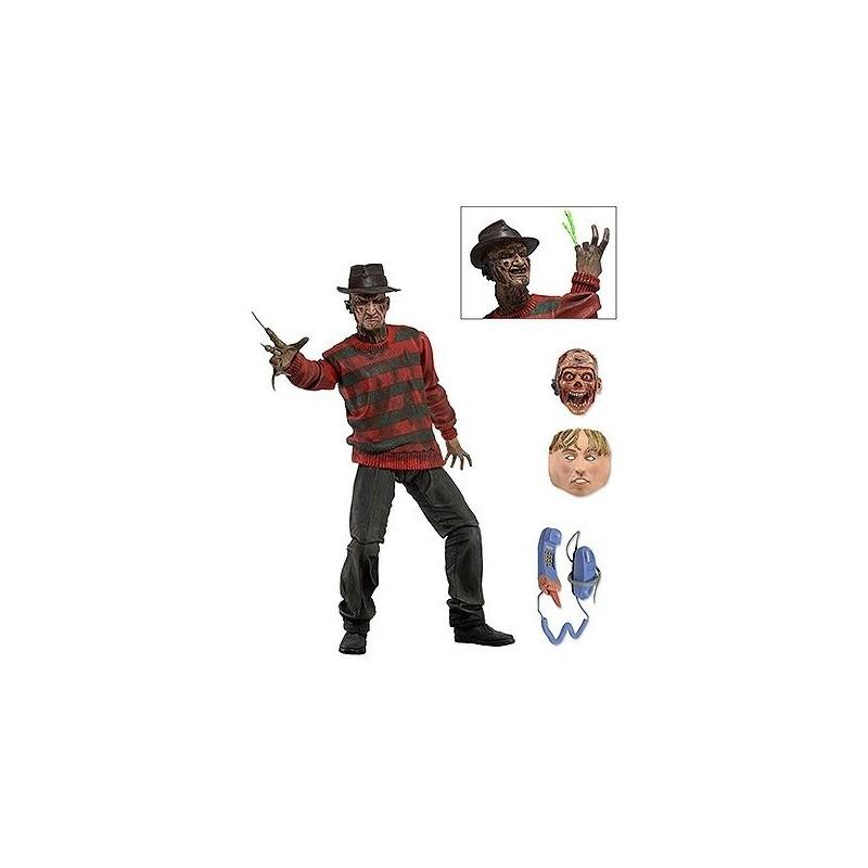Nightmare on Elm Street figurine 30th Anniversary Ultimate Freddy Krueger 18 cm