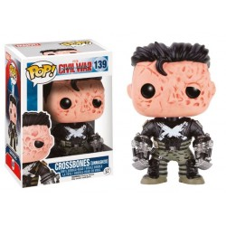 Captain America Civil War POP! Vinyl Bobble Head Crossbones (Unmasked) 9 cm
