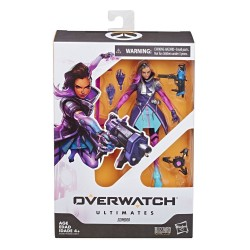 Figurine Overwatch Ultimates Core Sombra 15 cm
