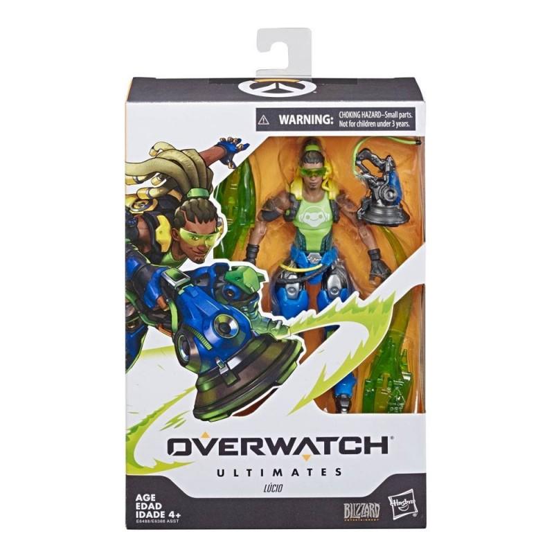 Figurine Overwatch Ultimates Core Lucio 15 cm