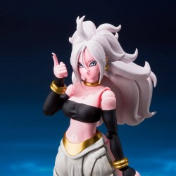 Dragon Ball FighterZ figurine S.H. Figuarts Android No. 21 15 cm