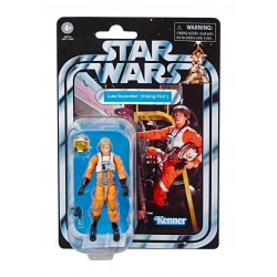 Figurine Star Wars Vintage Collection 10cm Luke Skywalker X-wing Pilote Hasbro Pré-commandes