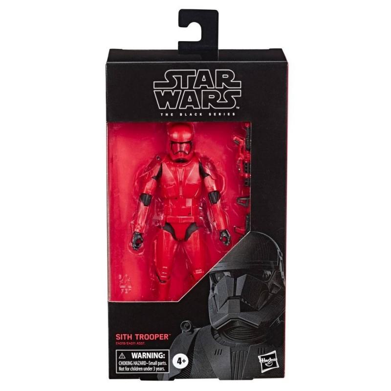 "Figurine Star Wars Black Series 6"" Sith Trooper Hasbro Pré-commandes"