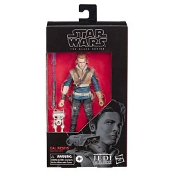 "Figurine Star Wars Black Series 6"" Cal Kestis Hasbro Triple Force Friday"