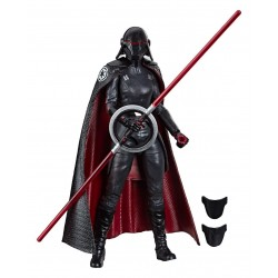 "Figurine Star Wars Black Series 6"" Second Sister Inquisitor Hasbro Triple Force Friday"