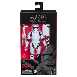 "Figurine Star Wars Black Series 6"" First Order Stormtrooper Hasbro Toute la gamme Black Series"