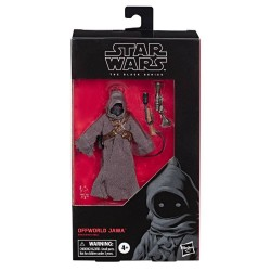 "Figurine Star Wars Black Series 6"" Offworld Jawa Hasbro Triple Force Friday"