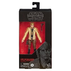 "Figurine Star Wars Black Series 6"" Luke Skywalker Yavin Ceremonie  Hasbro Triple Force Friday"