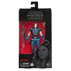 "Figurine Star Wars Black Series 6"" Cara Dune  Hasbro Triple Force Friday"