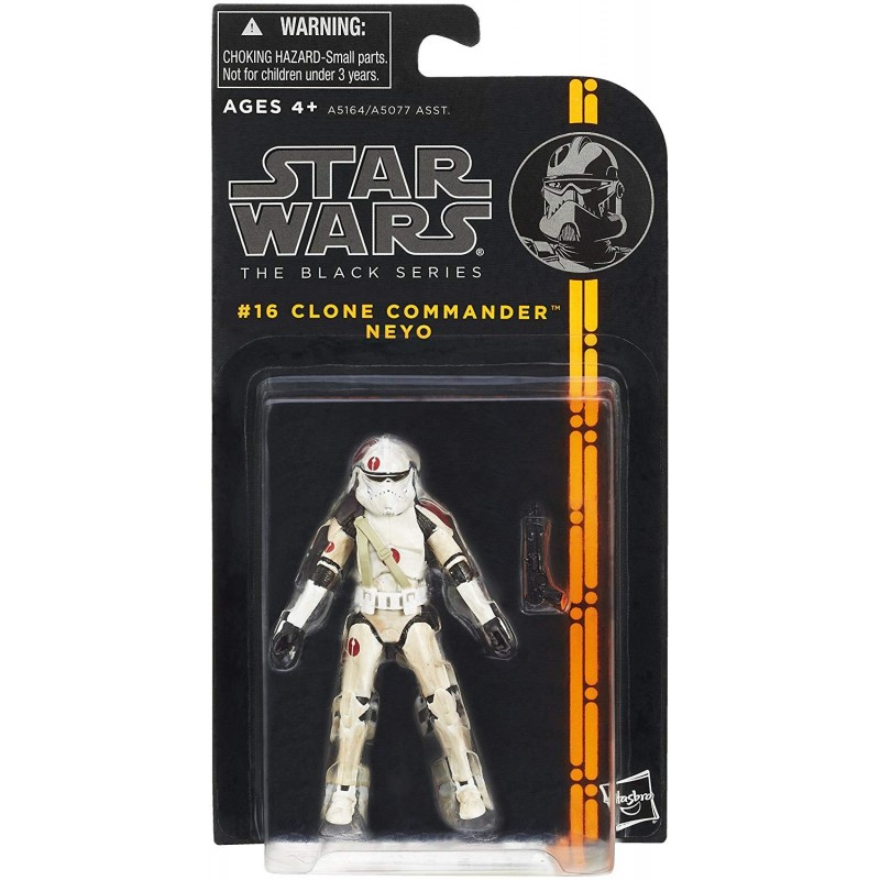 Figurine Star Wars Black Series Clone Commander Neyo