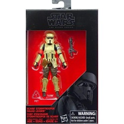 Figurine Star Wars Black Series 10cm Scarif Stormtrooper