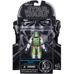 Figurine Star Wars Black Series Clone Commander Doom