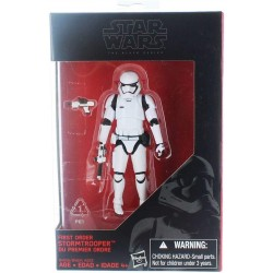 Figurine Star Wars Black Series 10cm  First Order Stormtrooper