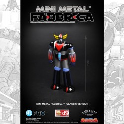 Goldorak 12cm Mini Metal Fabbrica Classic High Dreams Goldorak / Grendizer
