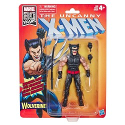 Figurine Marvel Legends Retro 15cm Wolverine