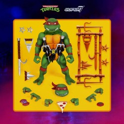 Les Tortues ninja figurine Ultimates Raphael 18 cm