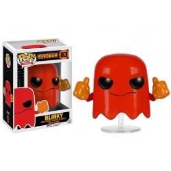 Pac-Man POP! Games Vinyl Figurine Blinky 8 cm