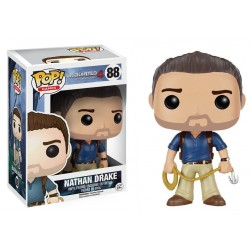 Uncharted POP! Games Vinyl Figurine Nathan Drake 9 cm