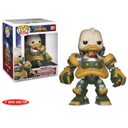 Marvel Tournoi des champions POP! Games Super Sized Vinyl figurine Howard the Duck 15 cm