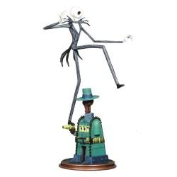 L´étrange Noël de Mr. Jack Gallery statuette Oogie's Lair Jack 35 cm