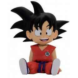 Dragon Ball tirelire PVC Son Goku 14 cm